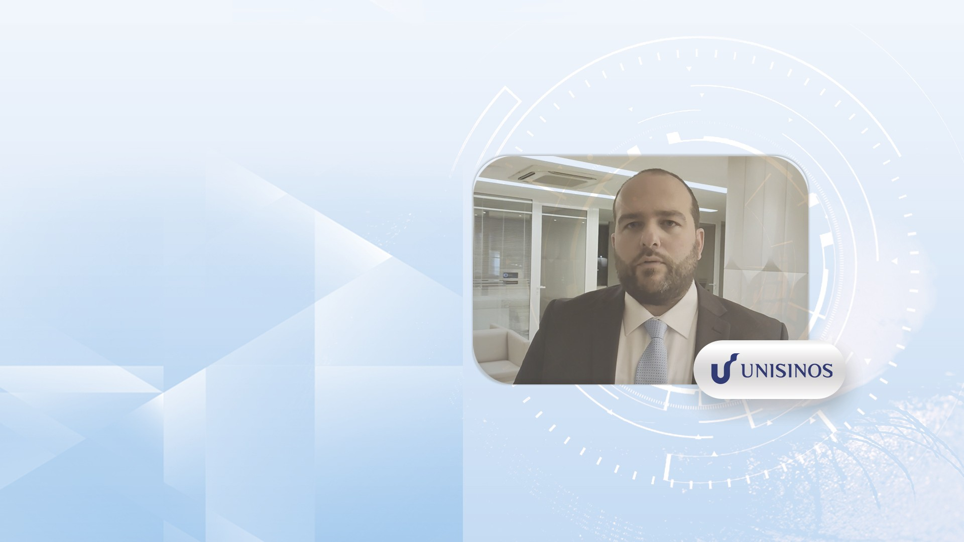 Dr. Fábio Lavinsky passa a integrar corpo docente da Unisinos